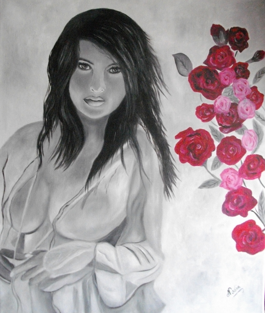 Le réveil parmi les roses